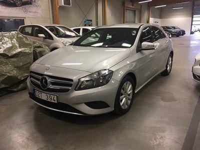 begagnad Mercedes A180 Style Aut. -13