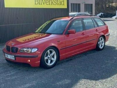 begagnad BMW 318 I TOURING