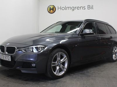 begagnad BMW 320 d xDrive M-Sport/ Connected/ Hifi