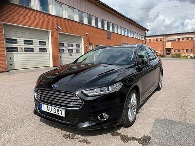 begagnad Ford Mondeo Kombi 2.0 TDCi 210hk AUT EU6 Fullutrustad