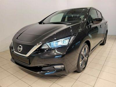 begagnad Nissan Leaf N-Connecta My21 40 kWh