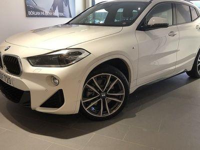 begagnad BMW X2 sDrive20i Steptronic M-Sport Navigation 2018, SUV 409 000 kr