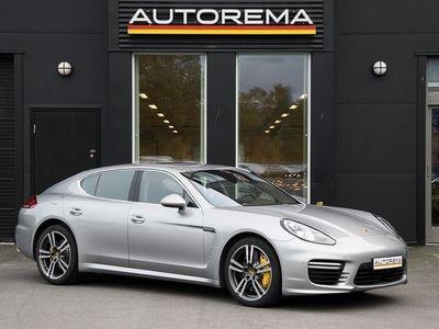 brugt Porsche Panamera Turbo Facelift Keramiska