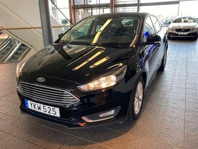 begagnad Ford Focus 1.0 100 Titanium II 5d