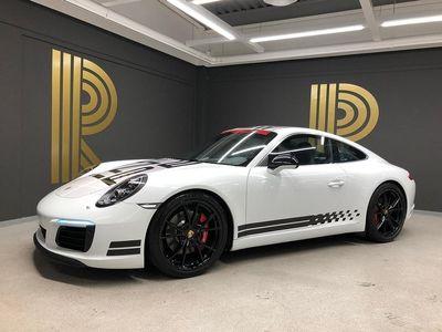 begagnad Porsche 911 Carrera 911 S Endurance Racing Sv-såld 2017, Sportkupé 999 000 kr