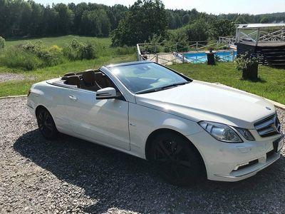 gebraucht Mercedes E350 Cabriolet 7G-Tronic 231hk