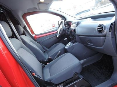 begagnad Citroën Nemo 1.4 HDI Automat / Ny Besiktad -10
