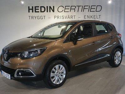 begagnad Renault Captur 0,9 TCe 90hk Expression