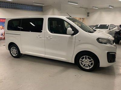 begagnad Peugeot Traveller 1.6 BlueHDi 8-Sits Endast 500Mil