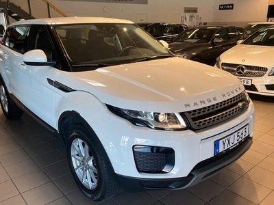 begagnad Land Rover Range Rover evoque 2.0 TD4 S 2018, SUV 299 900 kr