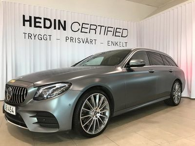 begagnad Mercedes E400 4-Matic/ Panorama/ Drag