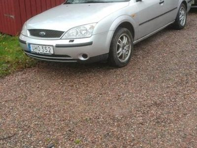 begagnad Ford Mondeo