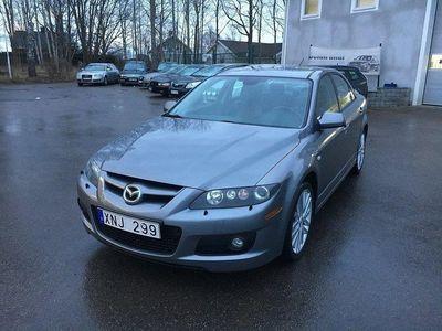 begagnad Mazda 6 2.3Turbo MPS 4WD