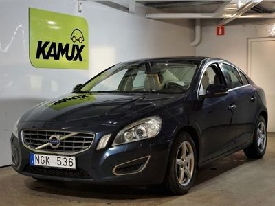 begagnad Volvo S60 2.4 D5 Geartronic, 215hk, 2013
