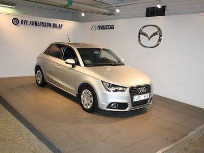 brugt Audi A1 Sportback 1,6 TDI 105 2012, Halvkombi 135 000 kr