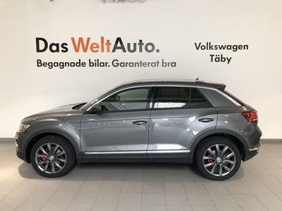 gebraucht VW T-Roc GT 2.0TSI190 4M/Drag/Värmare