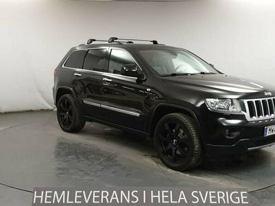 begagnad Jeep Grand Cherokee 3.0 CRD V6 (241hk)