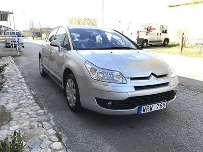 begagnad Citroën C4 Besiktigad 11000 Mil