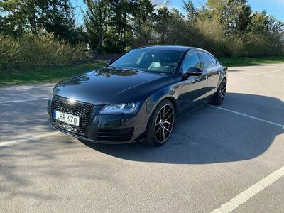 begagnad Audi A7 Sportback 3.0 TDI V6 DPF quattro S Tronic S-Line 245hk