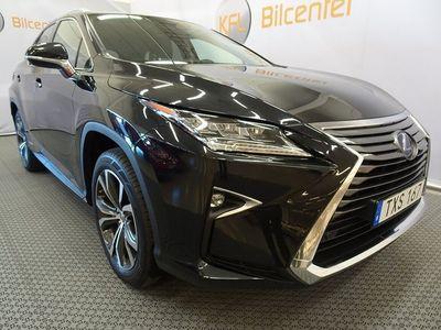 begagnad Lexus RX450h 3.5 Hybrid Aut AWD **Se Spec** Euro 6 313hk