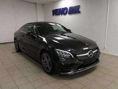begagnad Mercedes C200 Coupe AMG Aut Navi