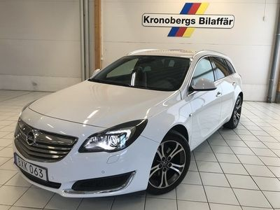 begagnad Opel Insignia Sports Tourer Business 2.0 D Automat 163 Hk