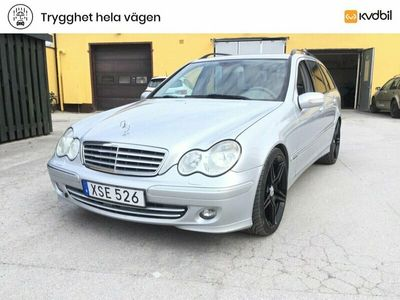 begagnad Mercedes C350 T Kombi W203 (272hk)