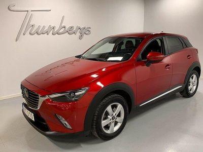begagnad Mazda CX-3 1.5 Diesel / Optimum / AWD / Autom