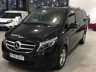 begagnad Mercedes V220 V D Edition Lång