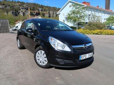begagnad Opel Corsa 3-dörrar 1.2