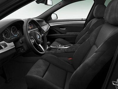 begagnad BMW 520 d M-sport manuell