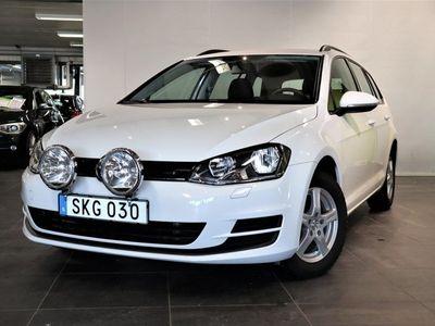 begagnad VW Golf SC 1.6 TDI 4M M-Värme S&V-Hjul (110hk)