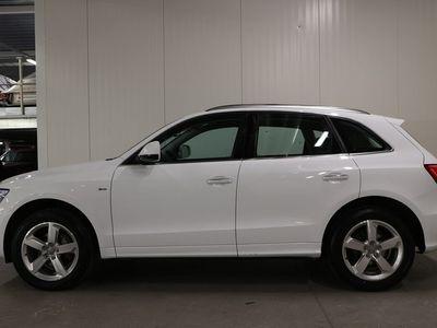 begagnad Audi Q5 2.0 TDI 190HK S-TR Quattro S-line