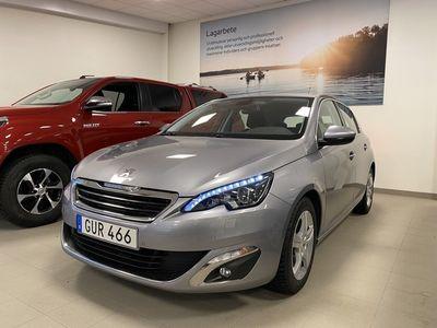 begagnad Peugeot 308 1.6 BlueHDI Allure Drag Dieselvärmare