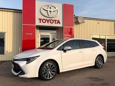 begagnad Toyota Corolla 1.2T Aut TS Style Teknikpaket
