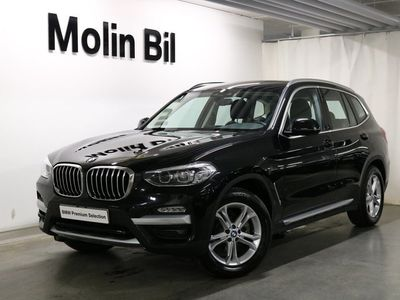 begagnad BMW X3 xDrive20d X-Line / Navigation / Drag