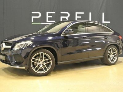 begagnad Mercedes GLE350 d Coupé / AMG/ Panorama -16