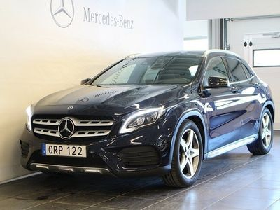 usata Mercedes GLA200 AMG Sky