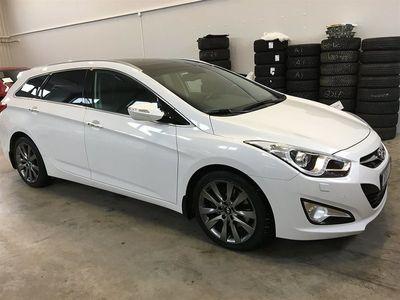 begagnad Hyundai i40 1,7 CRDI/136hk PREMIUM AUT kombi -14