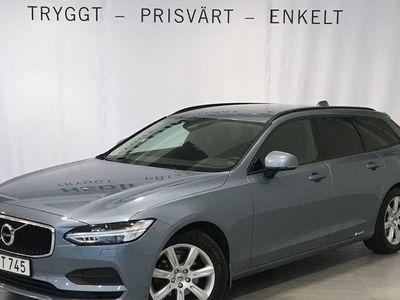 begagnad Volvo V90 D4 AWD Kinetic Business AUT Drag V - Hjul
