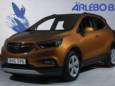 begagnad Opel Mokka X Dynamic 1.6 Automat, Navigation 2017, SUV 179 900 kr