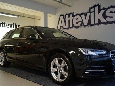 begagnad Audi A4 Avant TDI2.0 R4110 A7