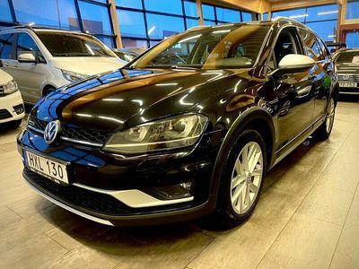 begagnad VW Golf Alltrack 2.0 TDI 4Motion DSG Premium 184hk
