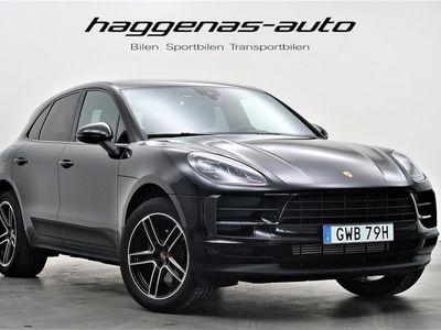 begagnad Porsche Macan PDK / Sport Chrono / MOMS / Drag