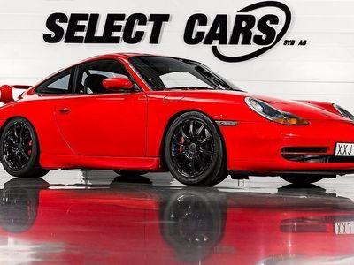 begagnad Porsche 911 GT3 360hk