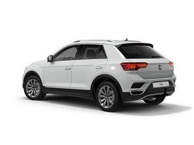 begagnad VW T-Roc  VW
