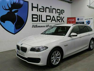 begagnad BMW 520 d xDrive Touring / M-Ratt / M-Värmare / DRAG / Euro 6 190hk
