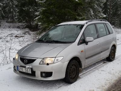 begagnad Mazda Premacy 2,0 (313hk) besiktat -04