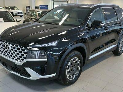 begagnad Hyundai Santa Fe 1.6 HEV 230 6AT 4WD 7 sits Essential 2020