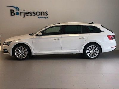 begagnad Skoda Superb iV Combi 1.4 Plug-in Hybrid 218h